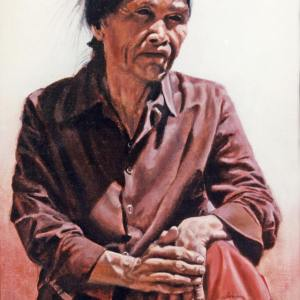 American Indian - Afternoon Pause