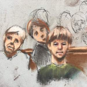 Dylann Roof Trial - Roof's Defense Team Tries to Assist Him