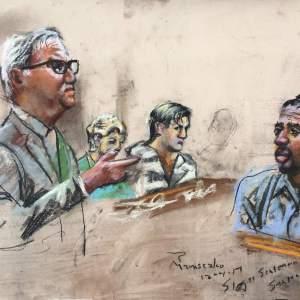 Michael Slager Sentencing Hearing - Andy Savage cross examines Feiden Santana