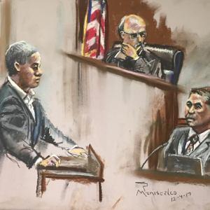 Michael Slager Sentencing Hearing - Prosecution questions FBI video enhancer expert