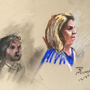 Michael Slager Sentencing Hearing - Solicitor Scarlet Wilson