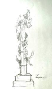 emanuel monument sketch