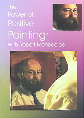 Power of Positive Painting - Instructional DVD