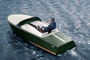 Elektrische boot - The Lugano 14 - Manisfaction