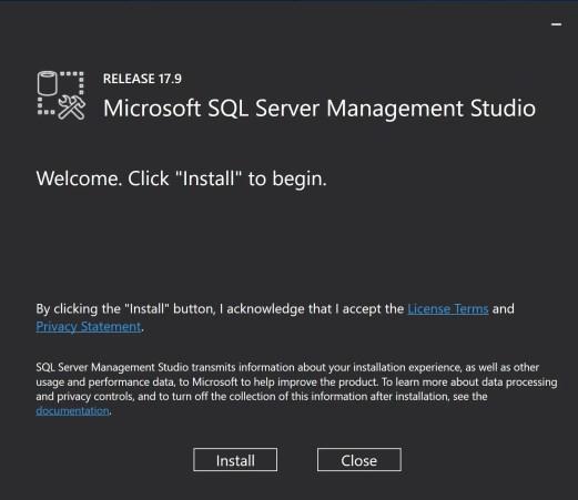SQL Server 2017 Step by step for SCCM Installation 16