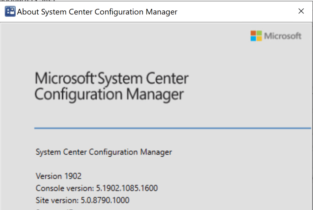 SCCM 1902 Step by Step Upgrade Guide 18