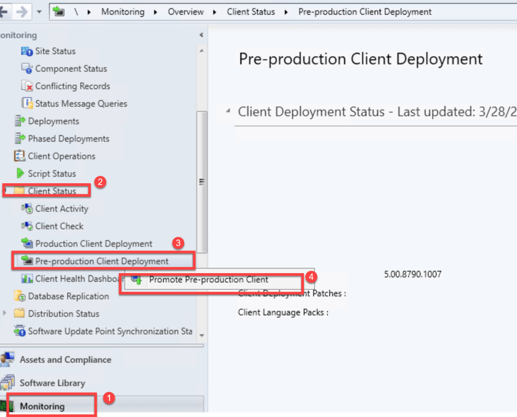 SCCM 1902 Step by Step Upgrade Guide 20