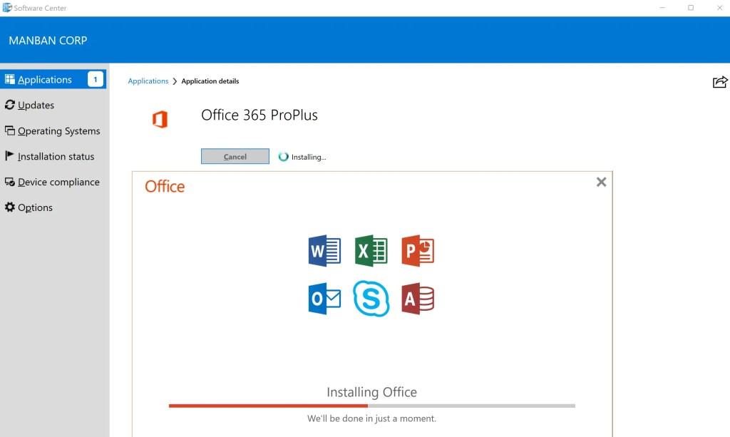 Deploy Office 365 through SCCM 22