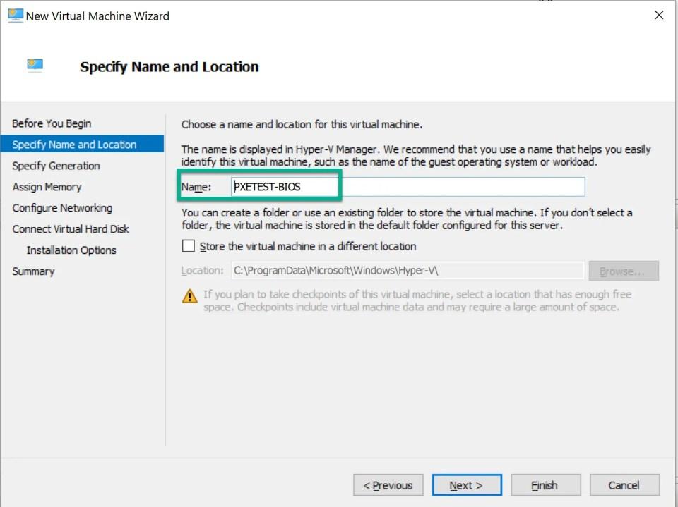 SCCM PXE Boot Configuration 11