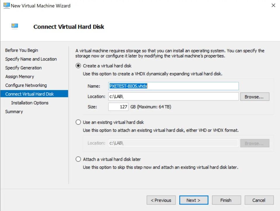 SCCM PXE Boot Configuration 15