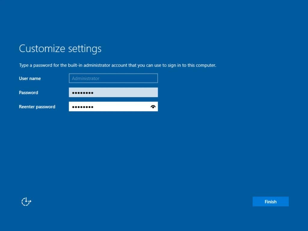 Step by step Windows Server 2019 installation 4