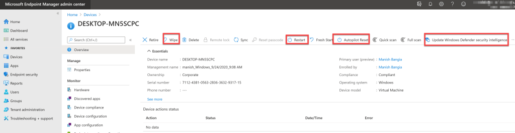 Azure AD Join vs WorkPlace Join-Azure AD Registered 3