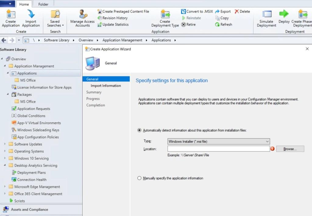 How to Deploy Microsoft Teams through SCCM 2