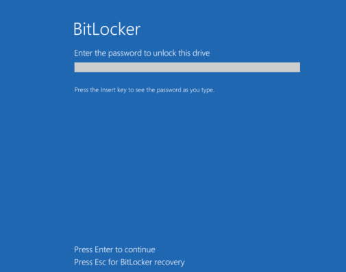How to Turn on BitLocker Encryption without TPM 9