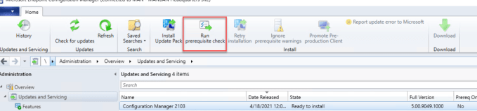SCCM 2103 Step by Step Upgrade Guide 9