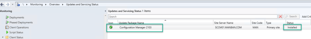 SCCM 2103 Step by Step Upgrade Guide 21