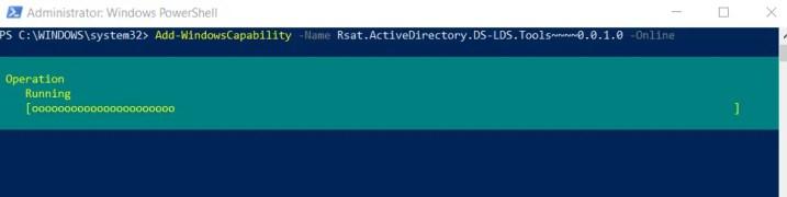 Add-WindowsCapability