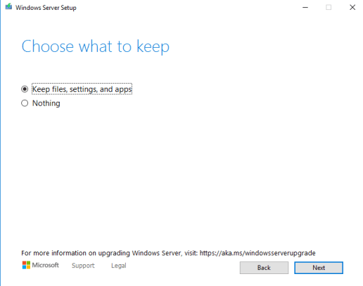 Upgrade Domain Controller from Server 2016 to Server 2022 5