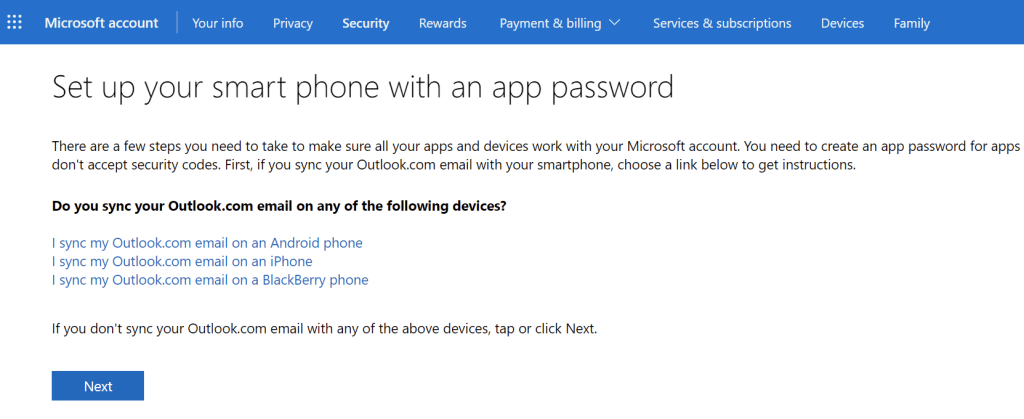 How to setup passwordless Microsoft account for your personal ID 5