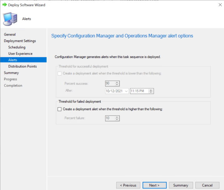 How to deploy Windows 11 using SCCM Task Sequence 8