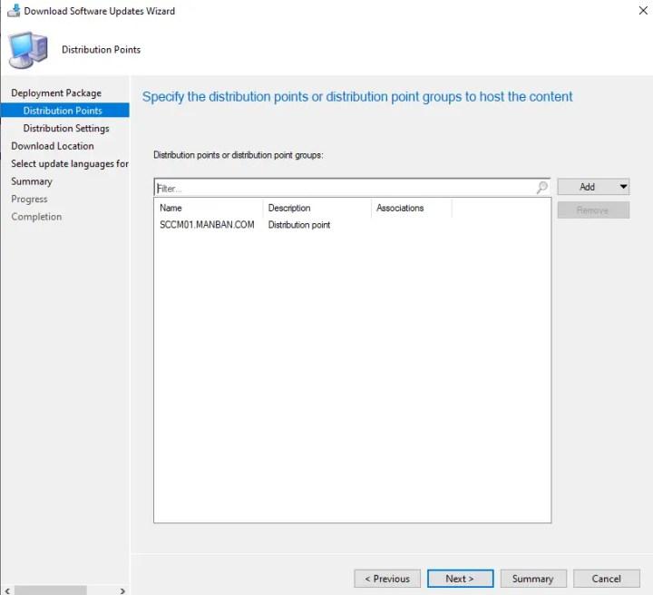 Deploy Windows 11 Software Update using SCCM 3
