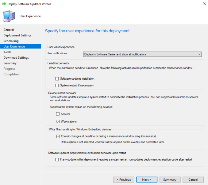Deploy Windows 11 Software Update using SCCM 10