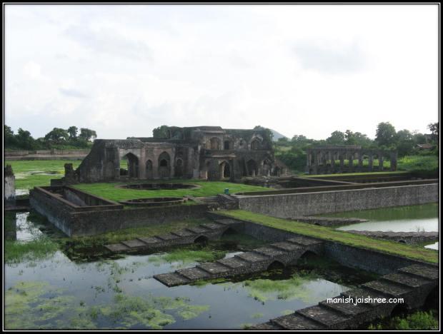 Jal Mahal- Jahangir's short abode