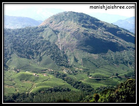 Picturesque Munnar