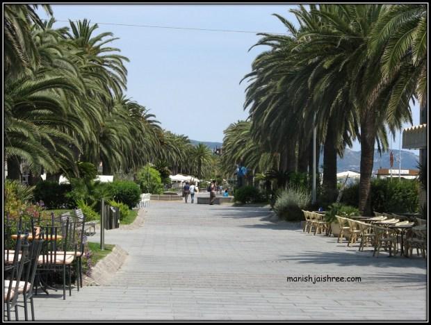 Promenade at Loano