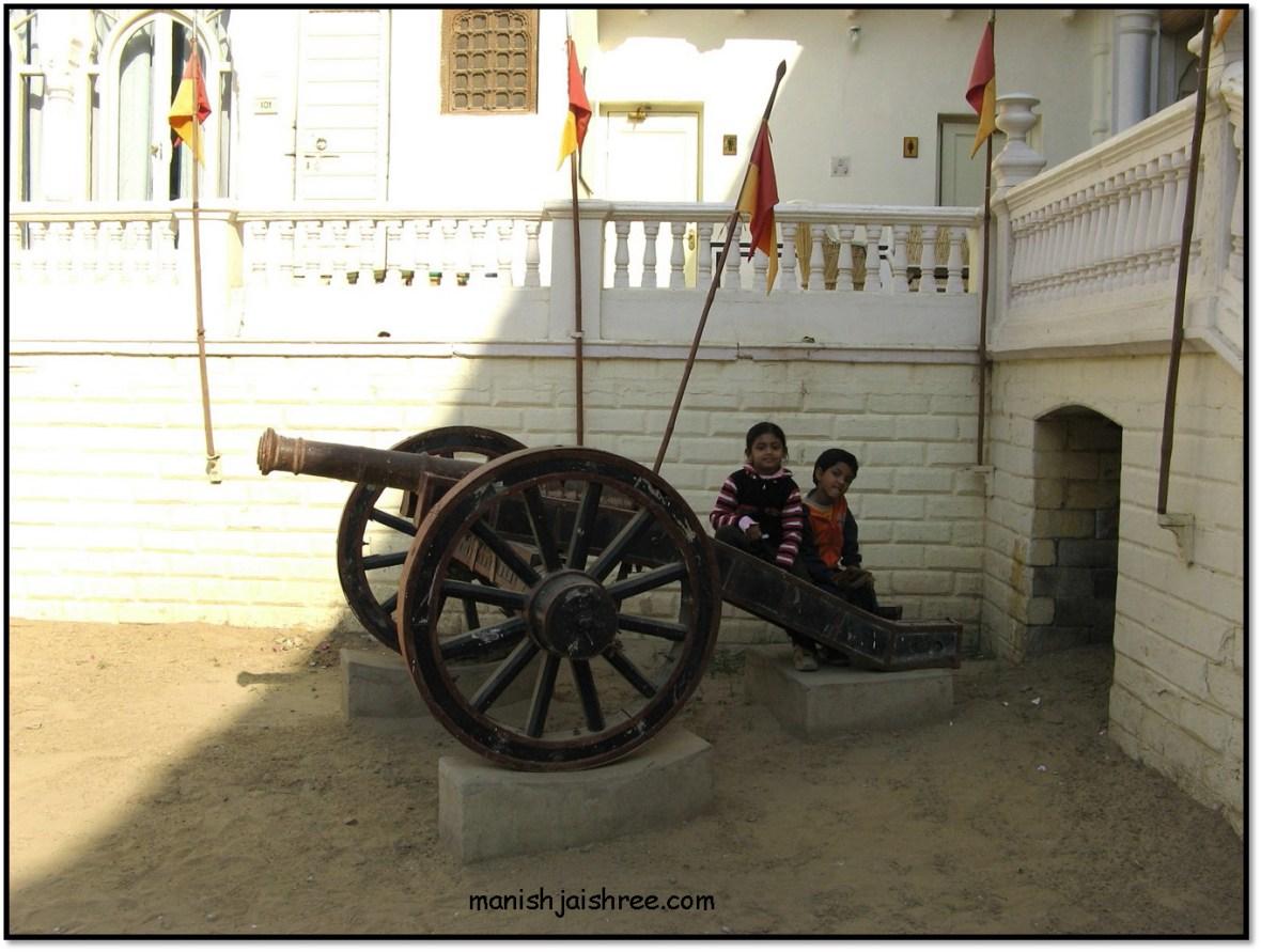 Mandawa Castle