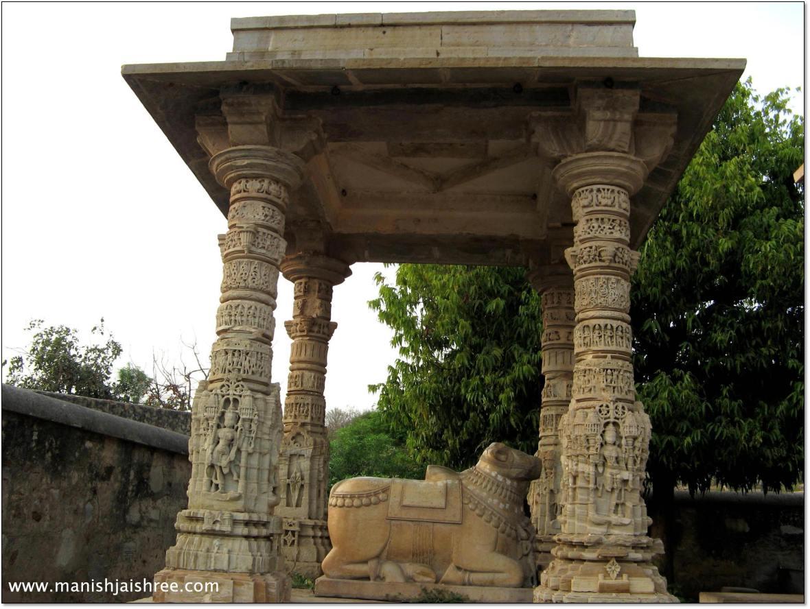 Nandi, Sammidheshwar Temple