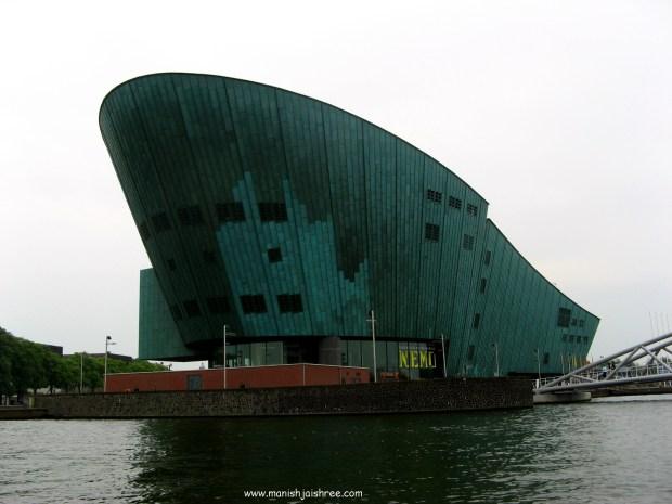 Renzo Piano's Nemo