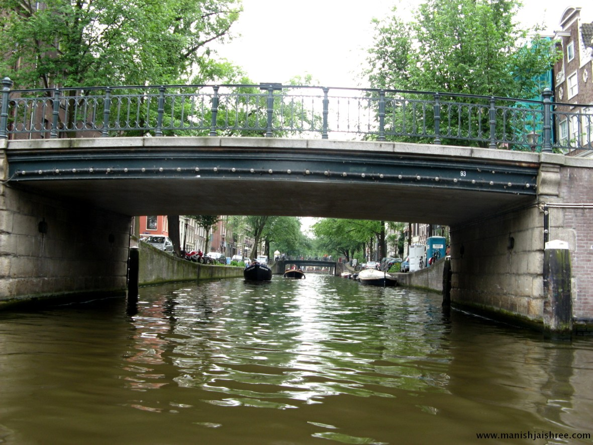 Picturesque Amsterdam
