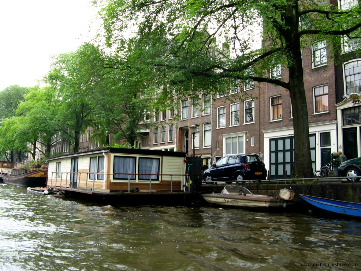 Canal-City Amsterdam