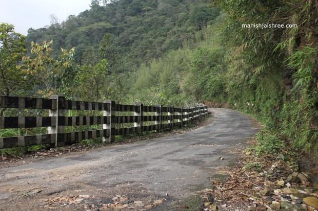 Cherrapunjee before the rains