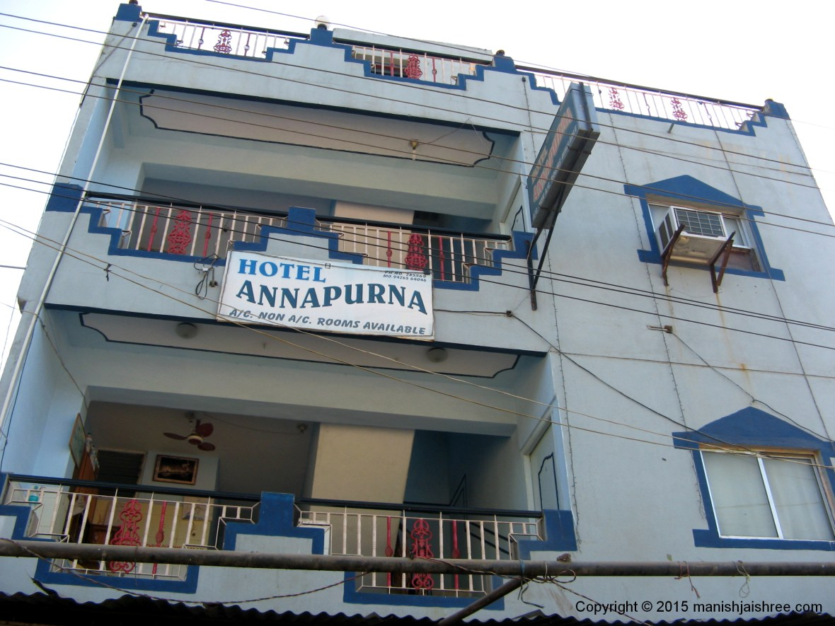 Hotel Annapoorna, Sasan Gir