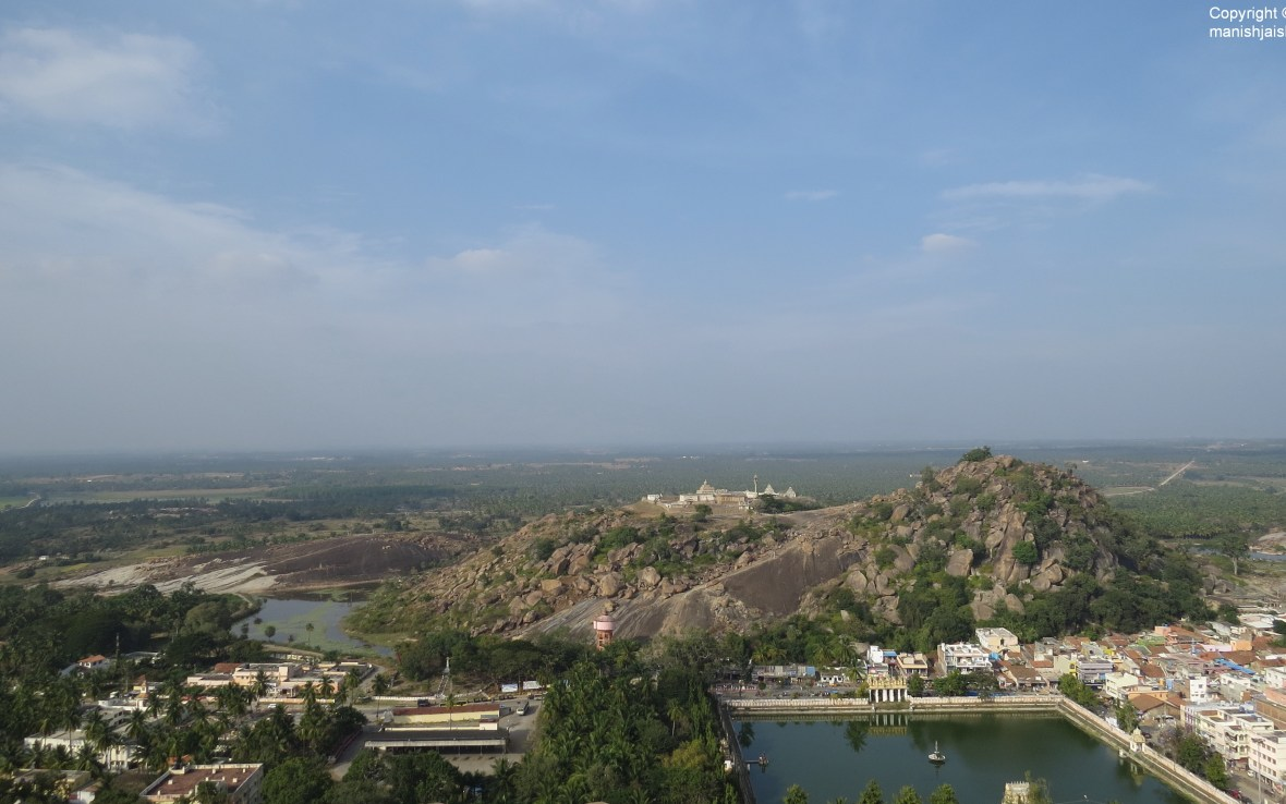 The Shravanabelagola Town