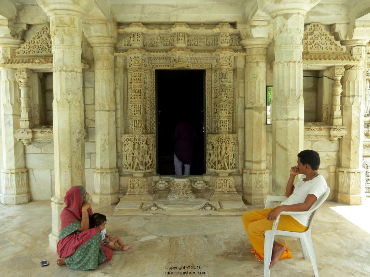 The Lord Parshvanath Temple, Ranakpur