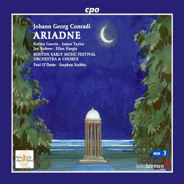 Johann Georg Conradi - Ariadne