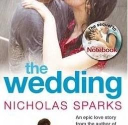 Nicholas Sparks, The Wedding