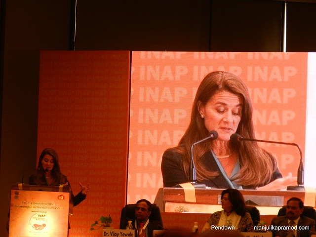 Melinda Gates, INAP, NMR, UNICEF, Child deaths, New born