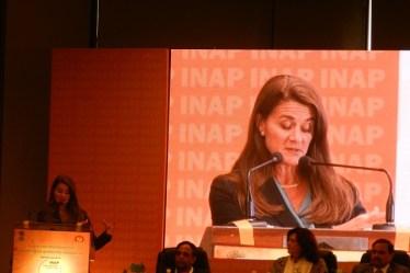 Melinda Gates, INAP, NMR, UNICEF, Child deaths, New born