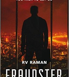 Fraudster, book review, book, RV Raman