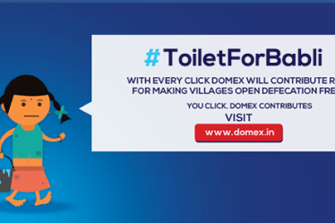 Toliet for Bali, Domex, Swatcch Bharat, Open Defecation
