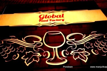 Global Food Factory , dining out