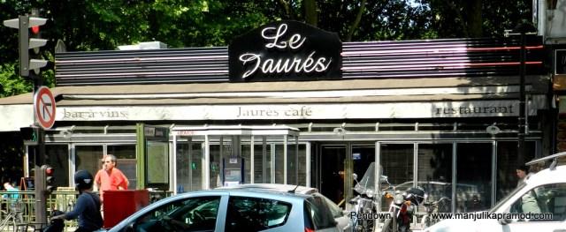 LE JAURES-Paris-Photography