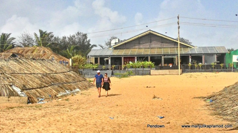 La Brise, Sunday in Goa, Brunch, Candolim Beach