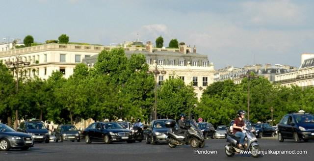 Paris is gorgeous