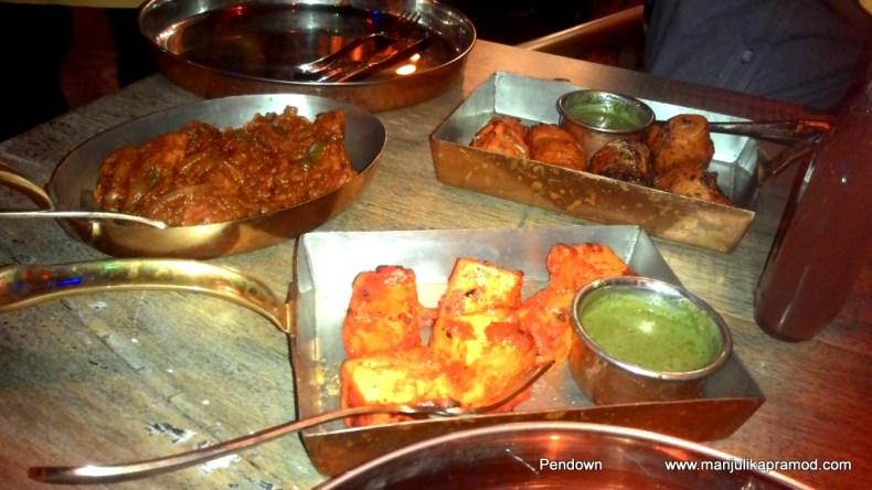 Punjabi food, New in Delhi