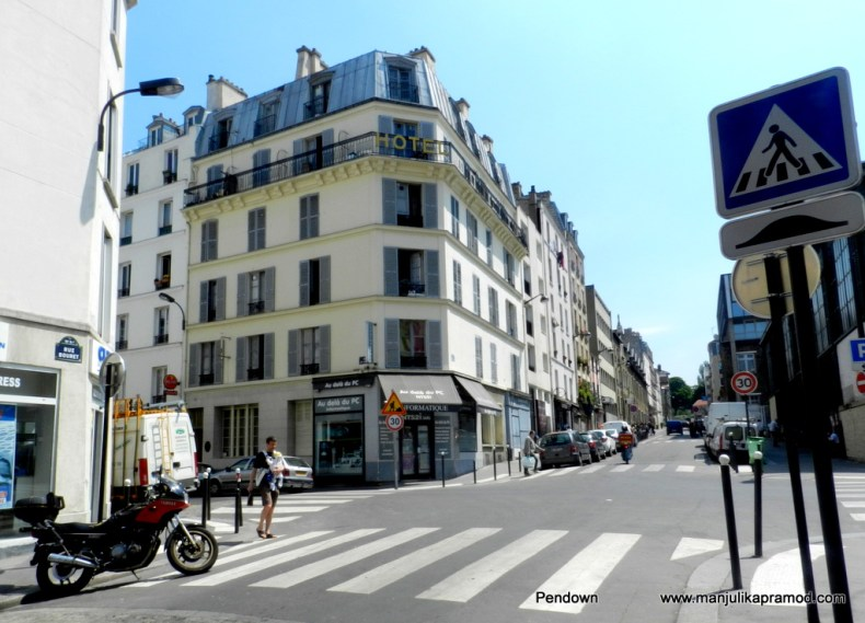 Ville la Grand,Paris, Summers